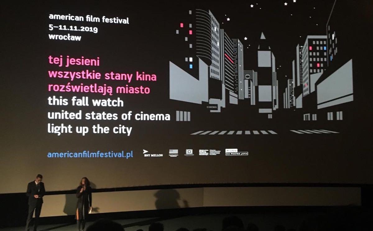 American Film Festival - otwarcie