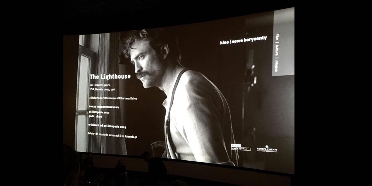 American Film Festival - relacja - The Lighthouse - zdjęcie z festiwalu