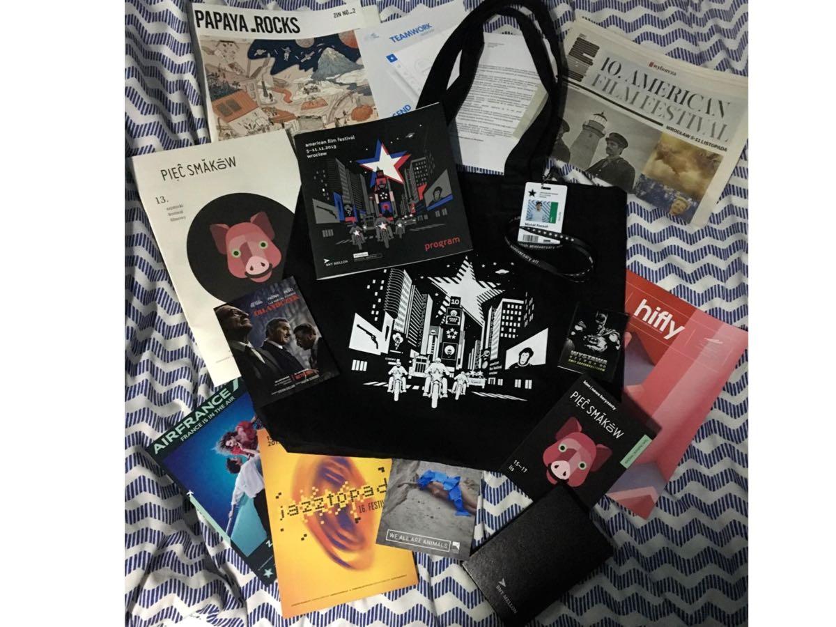 American Film Festival - starter pack