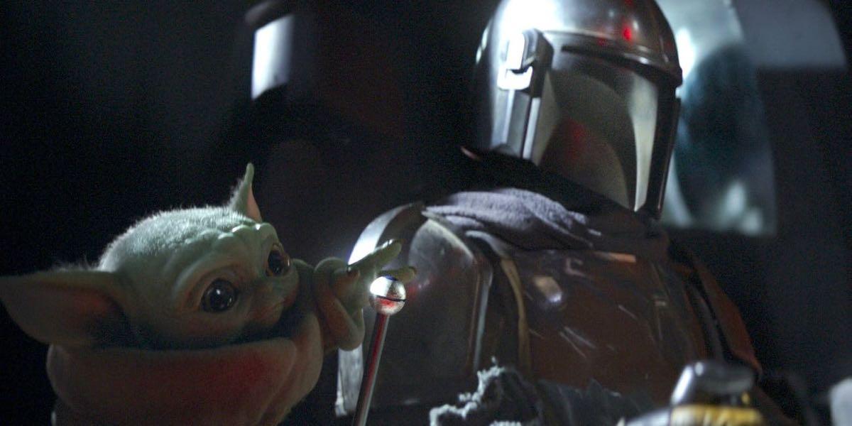 The Mandalorian - kadr z serialu