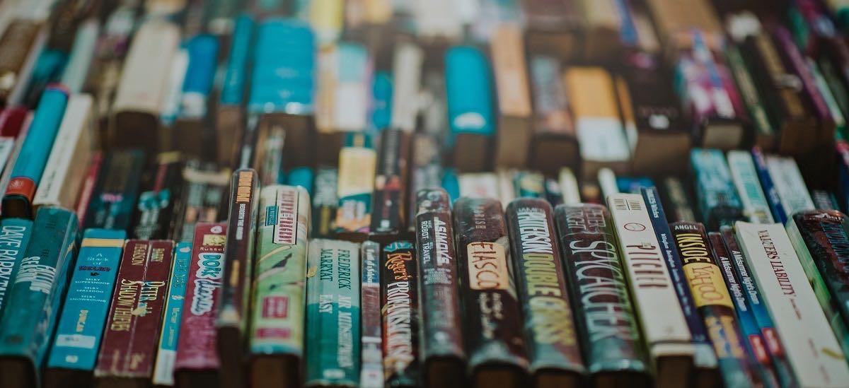 książki - zdjęcie