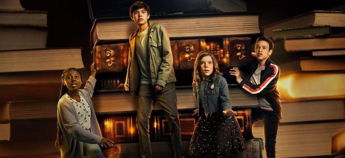 """""""Ghostwriter"""" od Apple TV+ to miła rodzinna rozrywka. Oceniamy pierwsze odcinki serialu"""