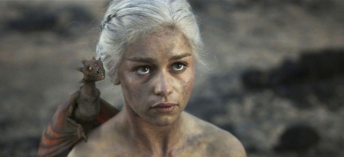 """""""Gra o tron"""" i problem z nagością. Emilia Clarke wspomina pracę przy pierwszych sezonach serialu"""