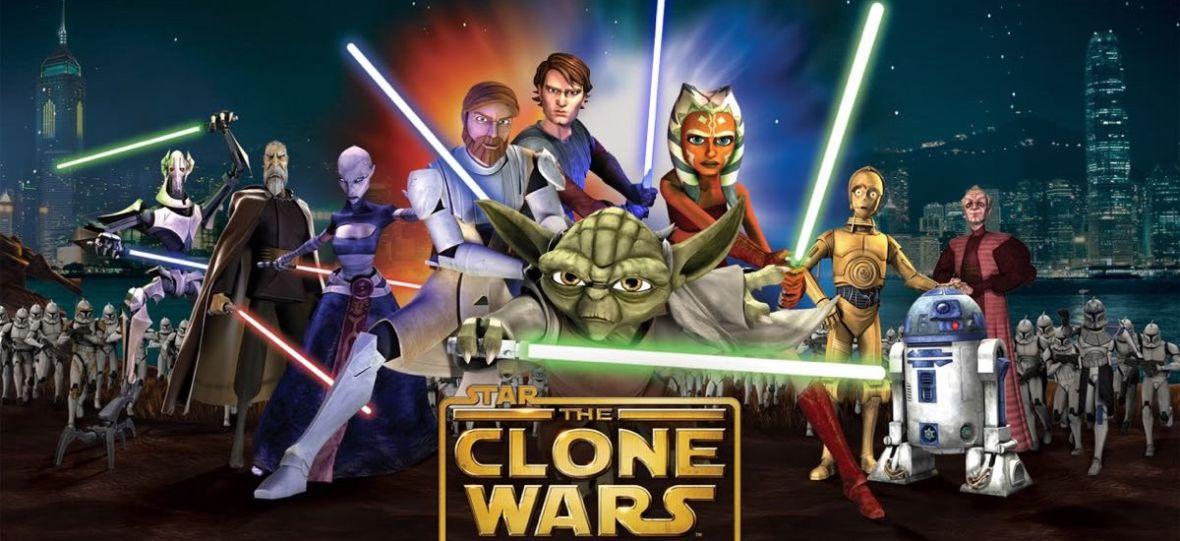 """""""Wojny klonów"""", czyli serial animowany osadzony w świecie """"Gwiezdnych wojen"""" trafił właśnie na platformę HBO GO"""