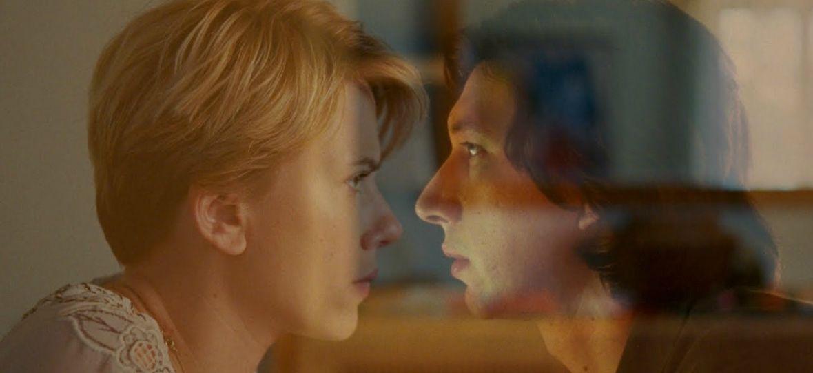 """Adam Driver rozwodzi się ze Scarlett Johansson. Film """"Historia małżeńska"""" jest już na Netfliksie"""