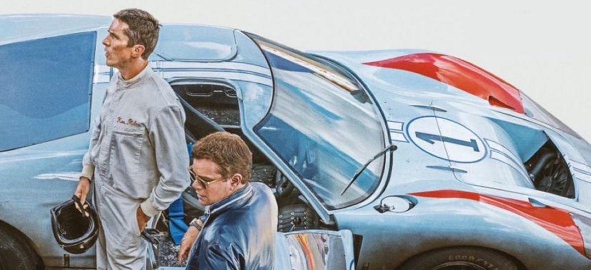 """""""Le Mans '66"""" – historia niezwykłego wyścigu, która zapewni widzom miłe doznania. Oceniamy film z Christianem Bale'em i Mattem Damonem"""