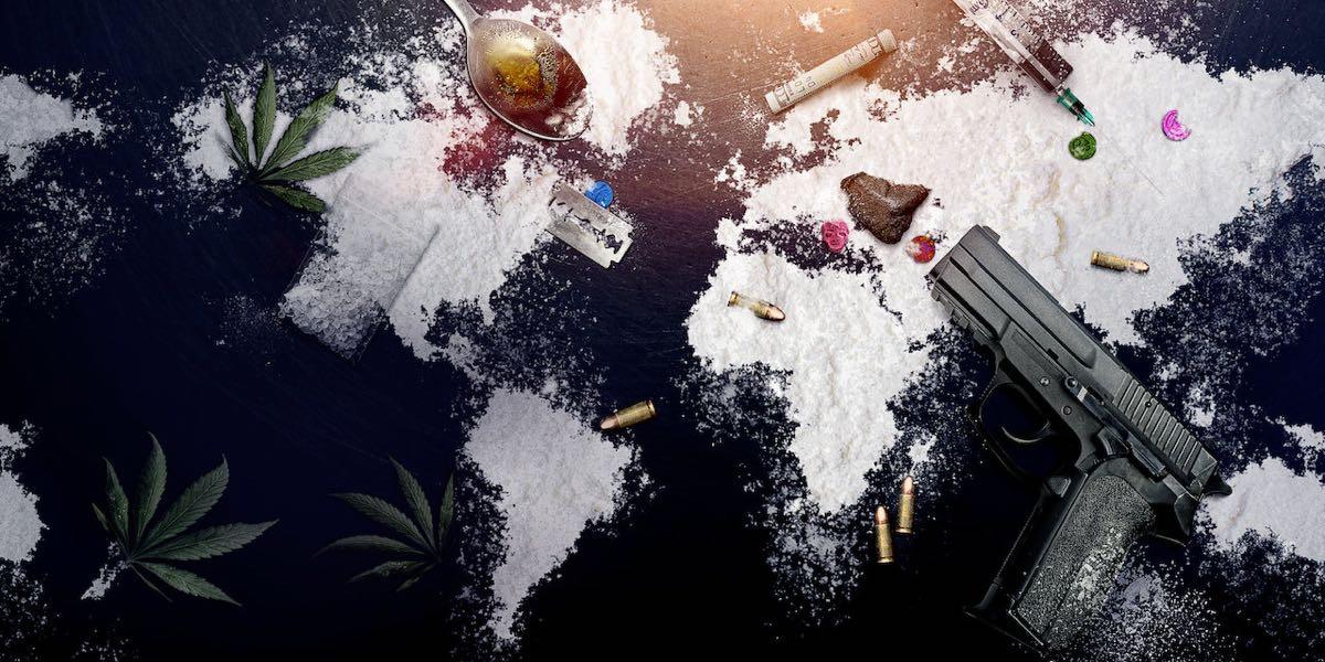 Narco World Dope Stories - kadr promocyjny serialu