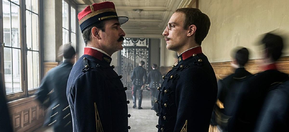Oficer i szpieg - kadr z filmu