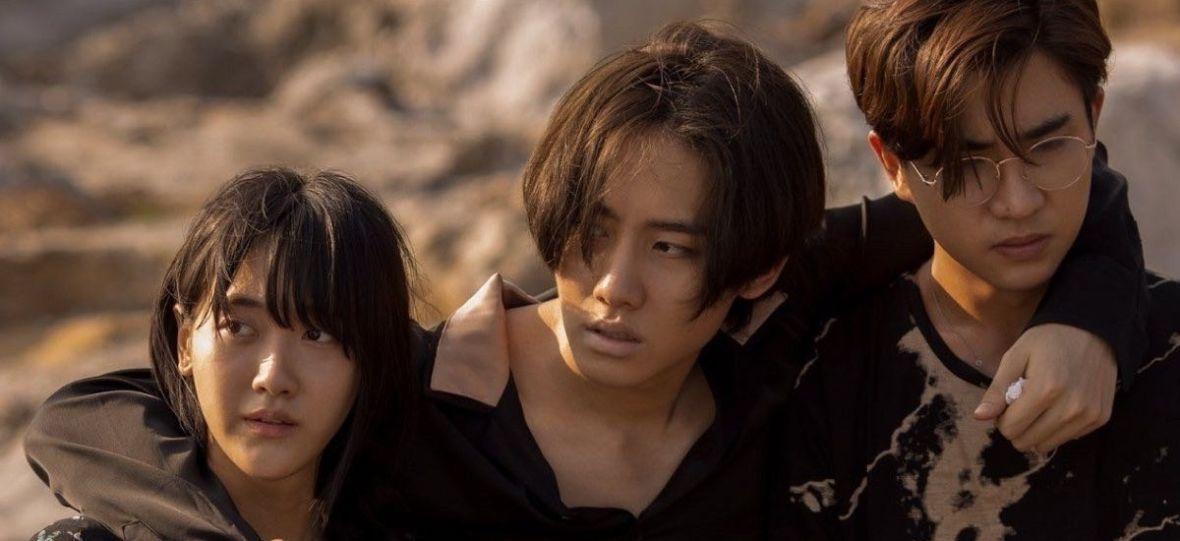 """""""The Stranded"""" – Oceniamy nowy azjatycki serial Netfliksa o rozbitkach"""