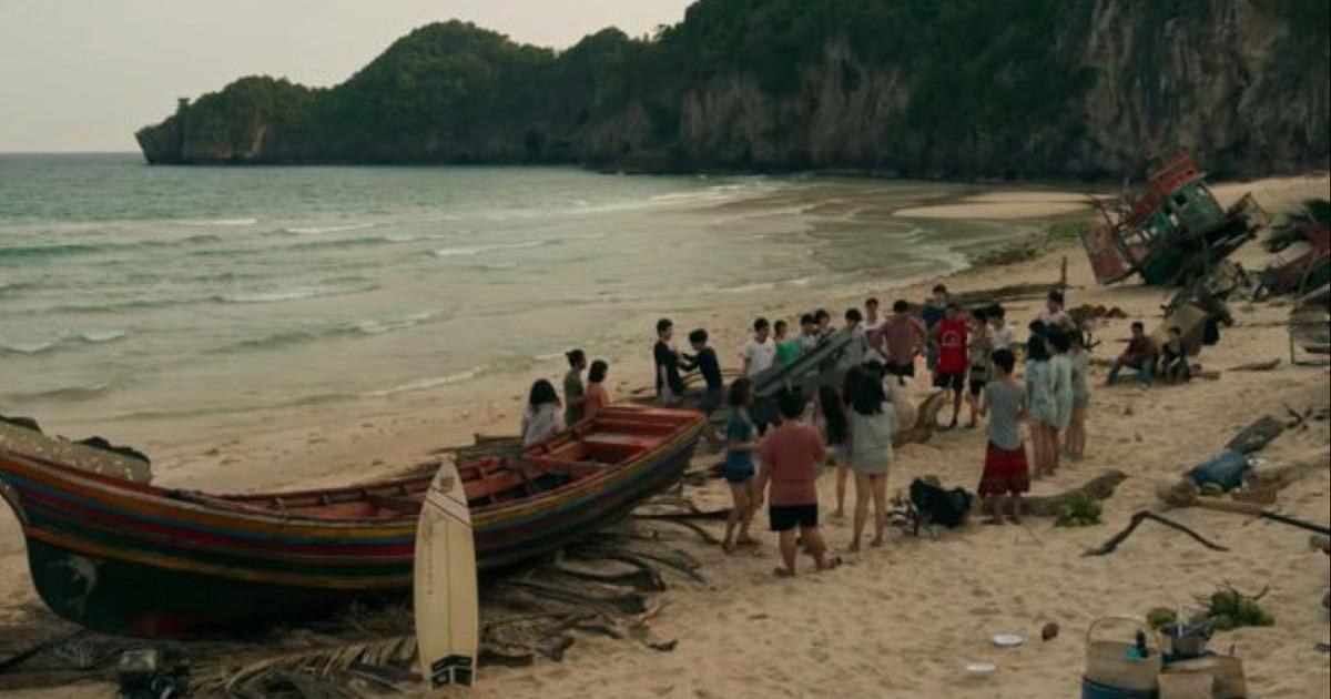 The Stranded - kadr z serialu
