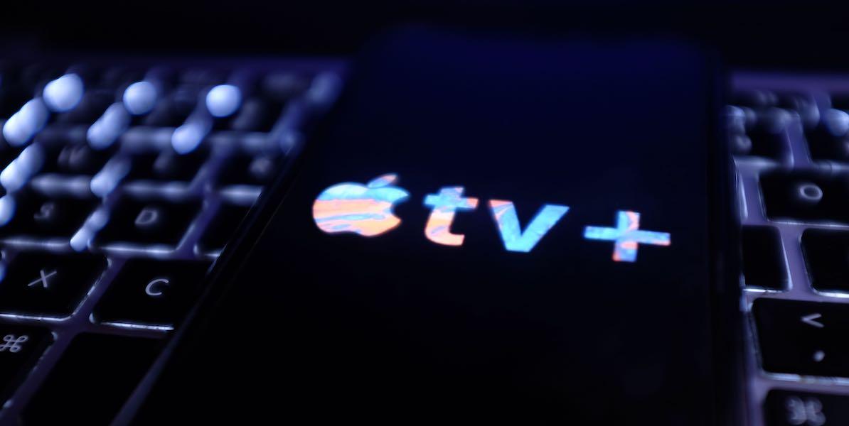Apple TV seriale lista nowości