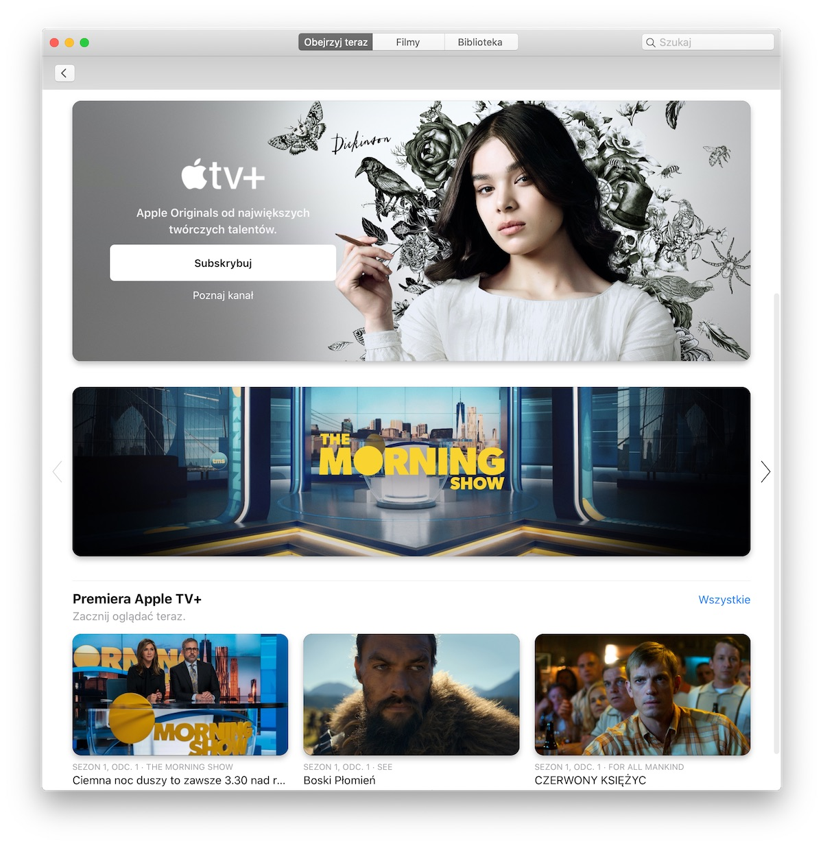 apple tv plus mac 2