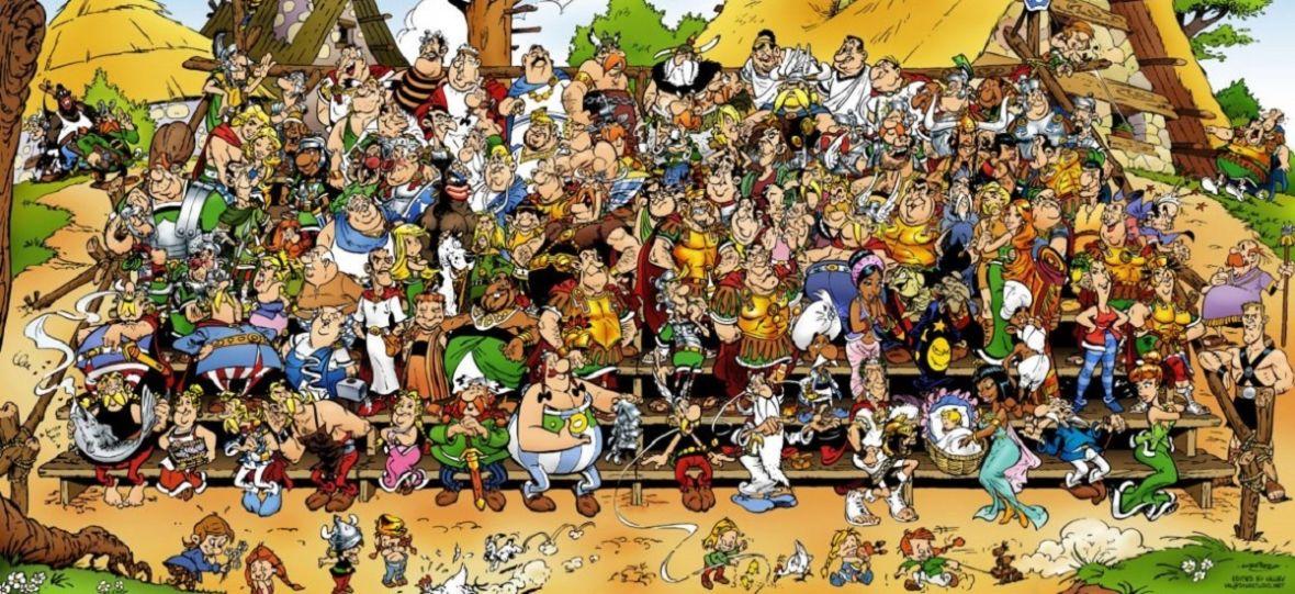 Asteriks to bohater komiksu, który zdobył Polskę szturmem, niczym Cezar Galię. Jakie były początki serii i co czeka ją w przyszłości?