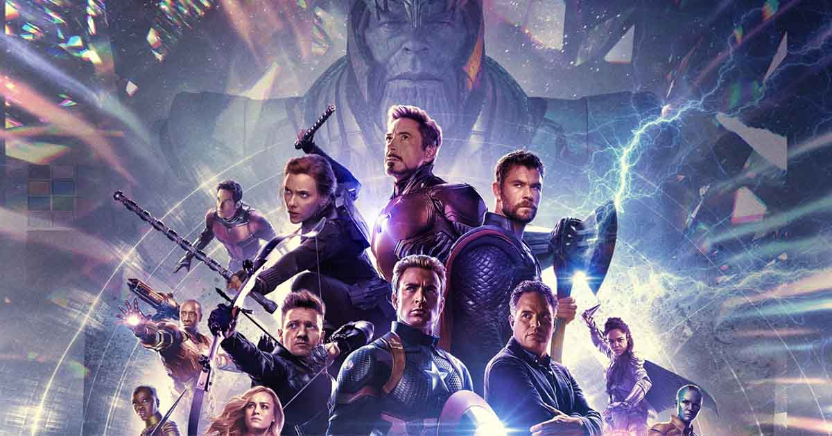 Avengers: Koniec gry - kadr promocyjny