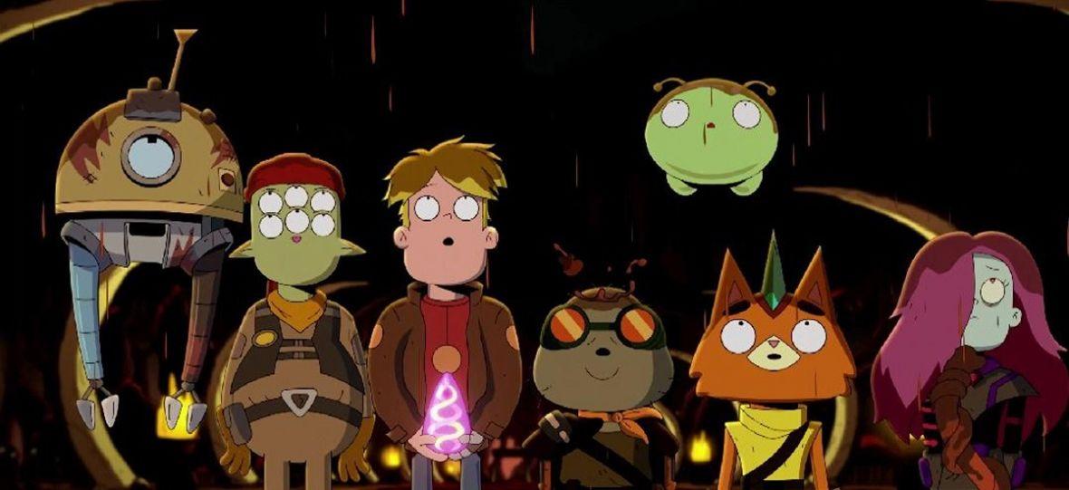 """""""Final Space"""" mógł być serialem lepszym niż """"Rick i Morty"""". Szkoda, że tak ogromny potencjał zmarnowano"""