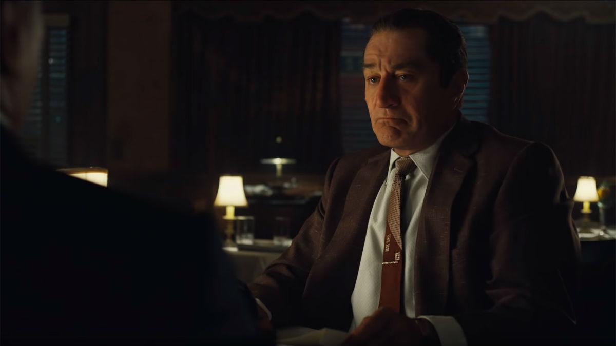 Irlandczyk - Netflix - Robert De Niro