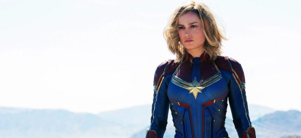 """HBO chwali się """"Kapitan Marvel"""". Jeden z najgłośniejszych filmów MCU już dziś w telewizji i na VOD"""