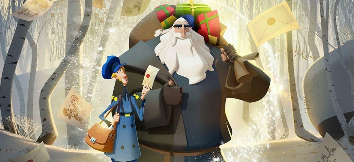 """""""Klaus"""" wzruszy was, rozbawi, a dzięki warstwie wizualnej stanie się obowiązkowym filmem świątecznym"""