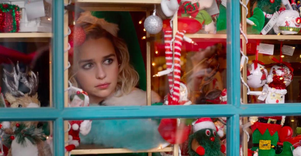 """Nawet Emilia Clarke nie była w stanie ocalić tego filmu. Oceniamy """"Last Christmas"""""""