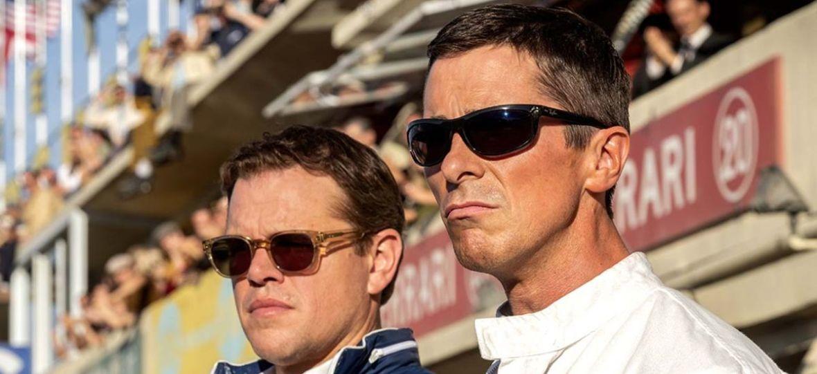 """Film """"Le Mans '66"""" w ogniu krytyki. Czy w 2019 roku w ogóle można wypuścić do kin film z samymi białymi mężczyznami?"""
