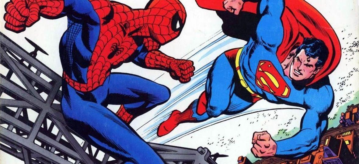 """Reżyserzy """"Avengers: Koniec gry"""" zrobią serial o wojnie Marvela i DC. Na jakie VOD trafi?"""