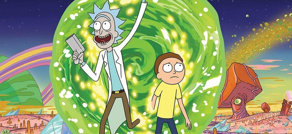 """""""Rick i Morty"""" powrócą na Netfliksa. Nowy sezon animowanego serialu już wkrótce w serwisie"""