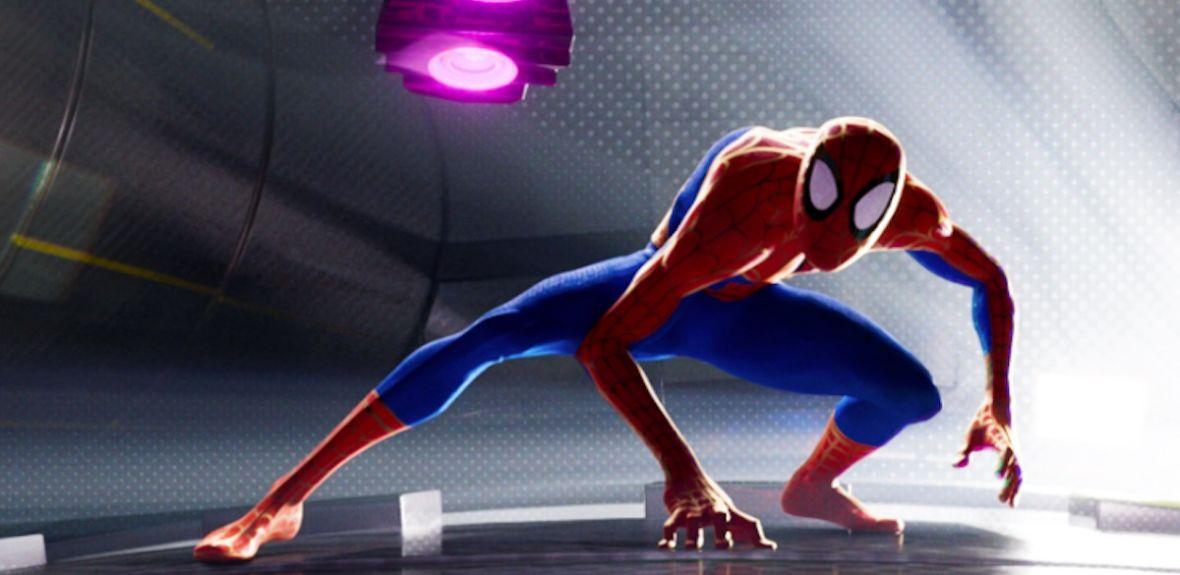 """W 2. części """"Spider-Man Uniwersum"""" zobaczymy japońską wersję tego bohatera"""