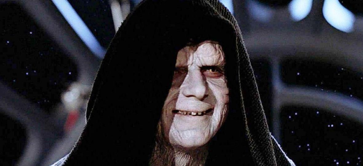 """Skąd się wziął Imperator Palpatine w materiałach promocyjnych """"Gwiezdne wojny: Skywalker. Odrodzenie""""? Wyjaśniamy"""