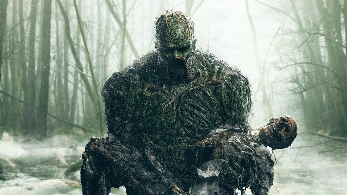 """DC skasowało """"Swamp Thing"""" zanim serial trafił do HBO GO, ale i tak warto obejrzeć nowego """"Potwora z bagien"""""""