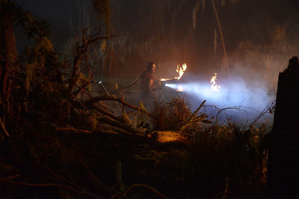swamp thing serial dc potwór z bagien hbo go recenzja