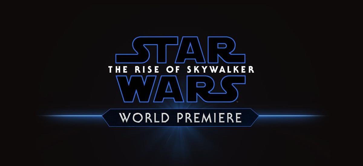 Gwiezdne wojny: Skywalker Odrodzenie - światowa premiera