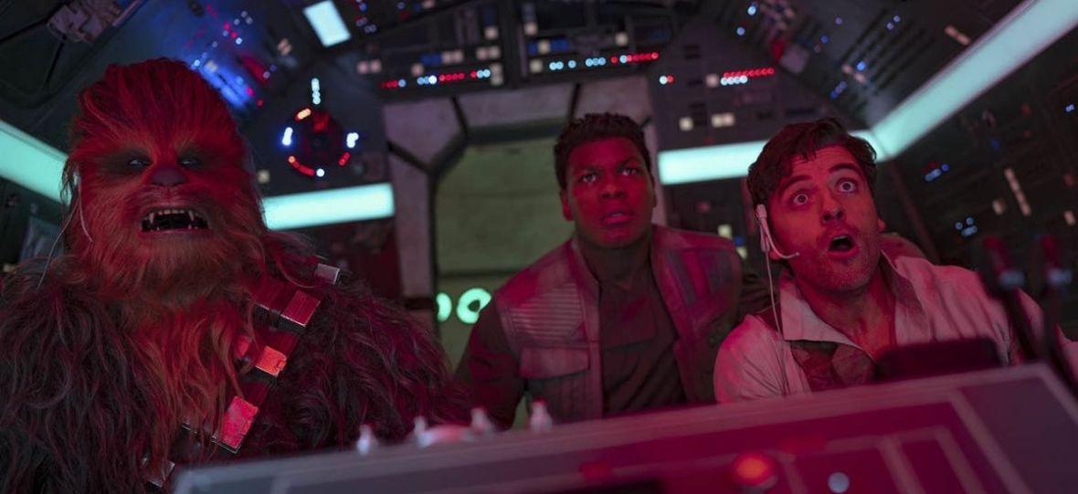 """""""Gwiezdne wojny: Skywalker. Odrodzenie"""" ze świetnym otwarciem w polskim i światowym box office"""