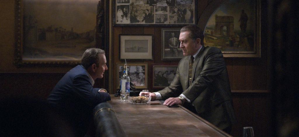 Kadr z filmu Irlandczyk
