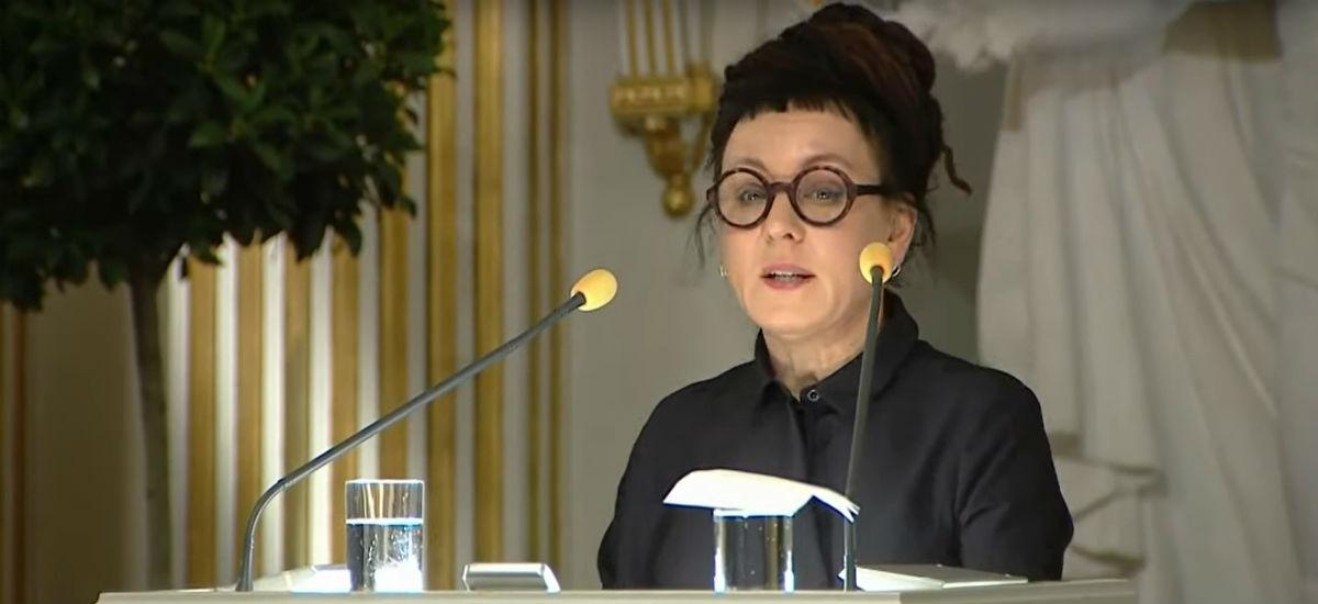 Olga Tokarczuk - nagroda Nobla