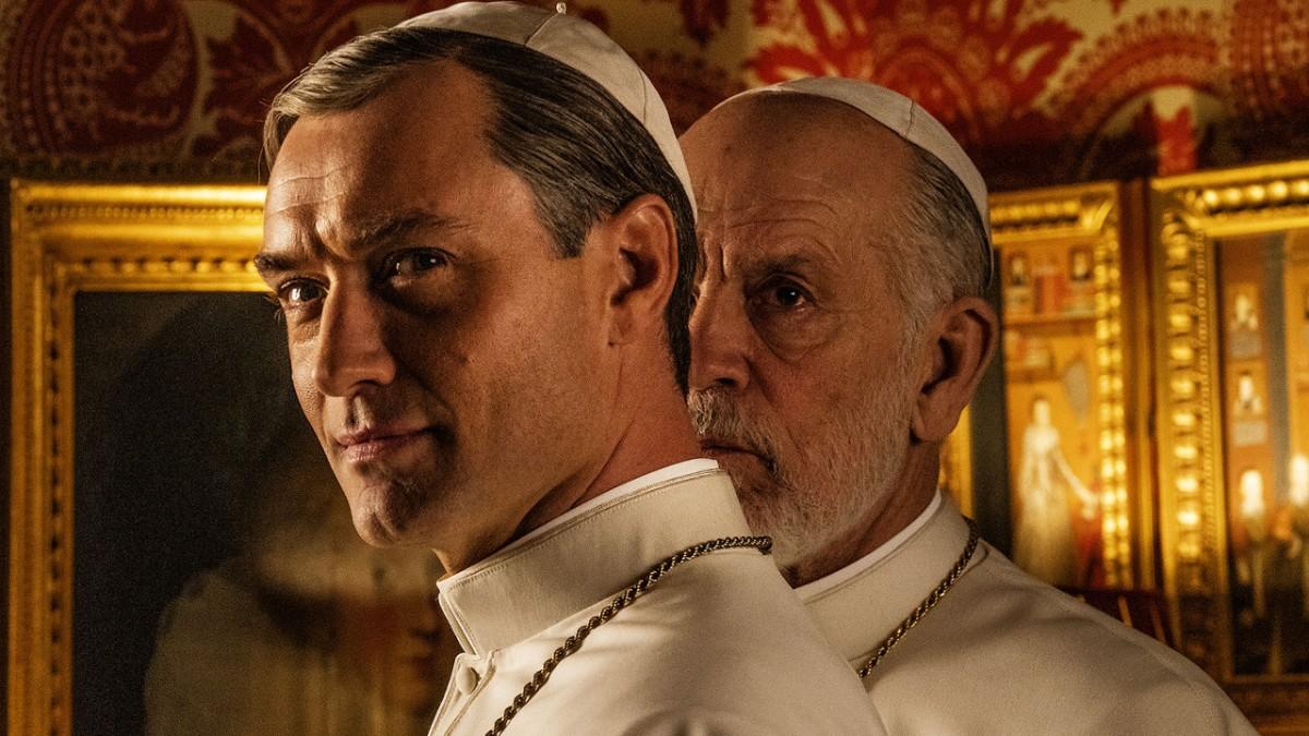 Nowy papież - kadr z serialu