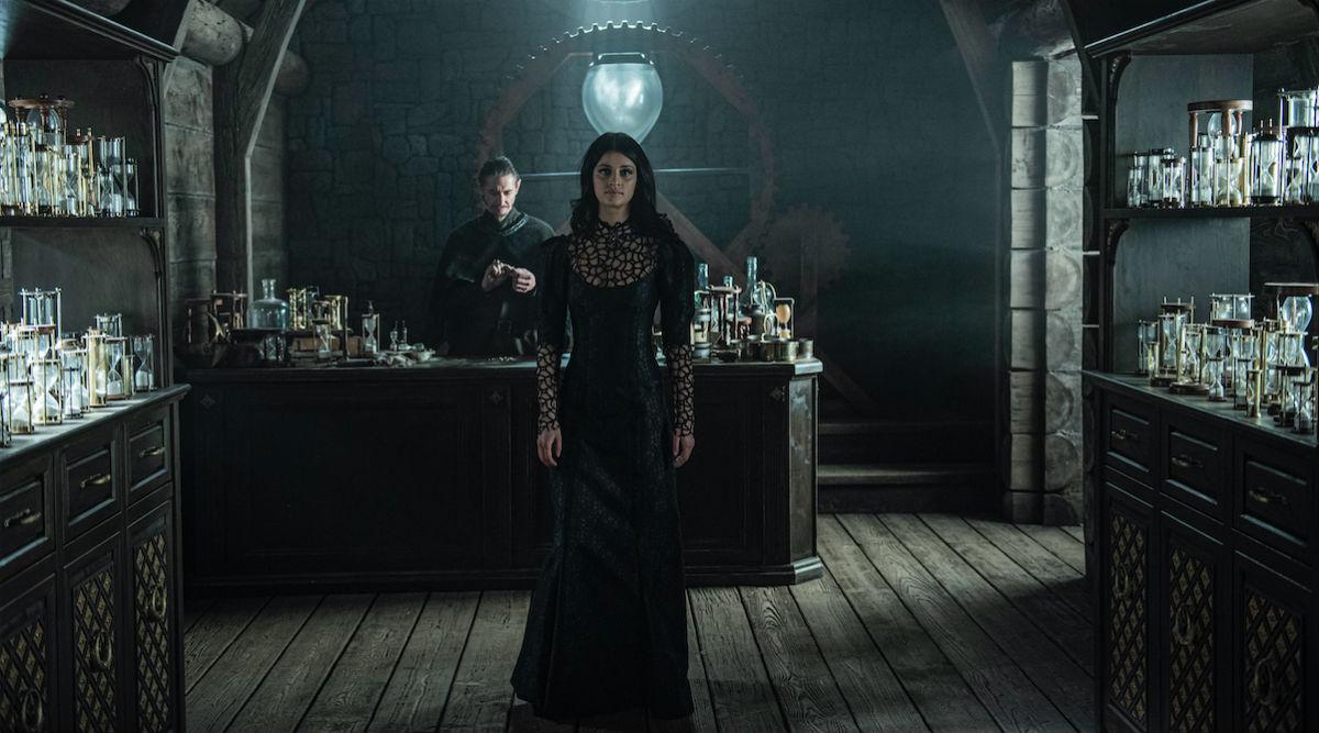 Wiedźmin - kadr z serialu