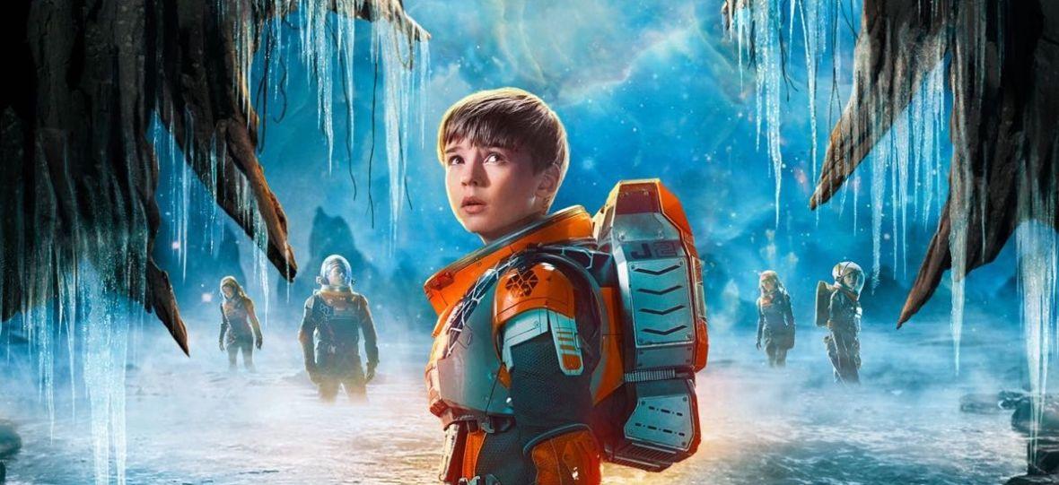 """2. sezon serialu """"Zagubieni w kosmosie"""" to podwójna dawka najlepszych cech poprzedniej serii"""