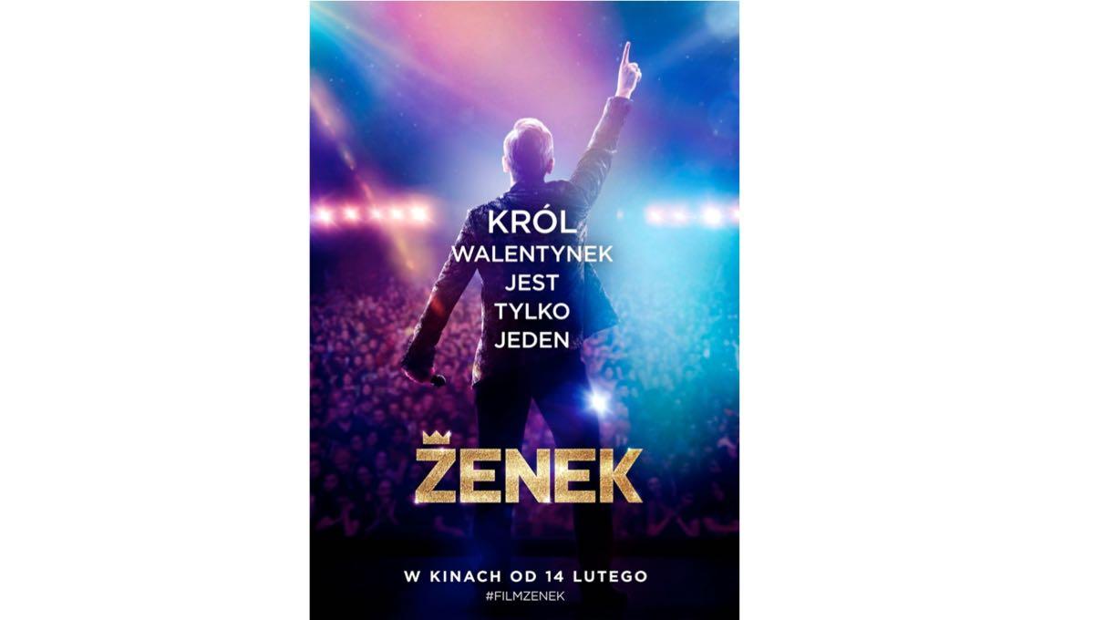 Zenek - plakat promocyjny filmu