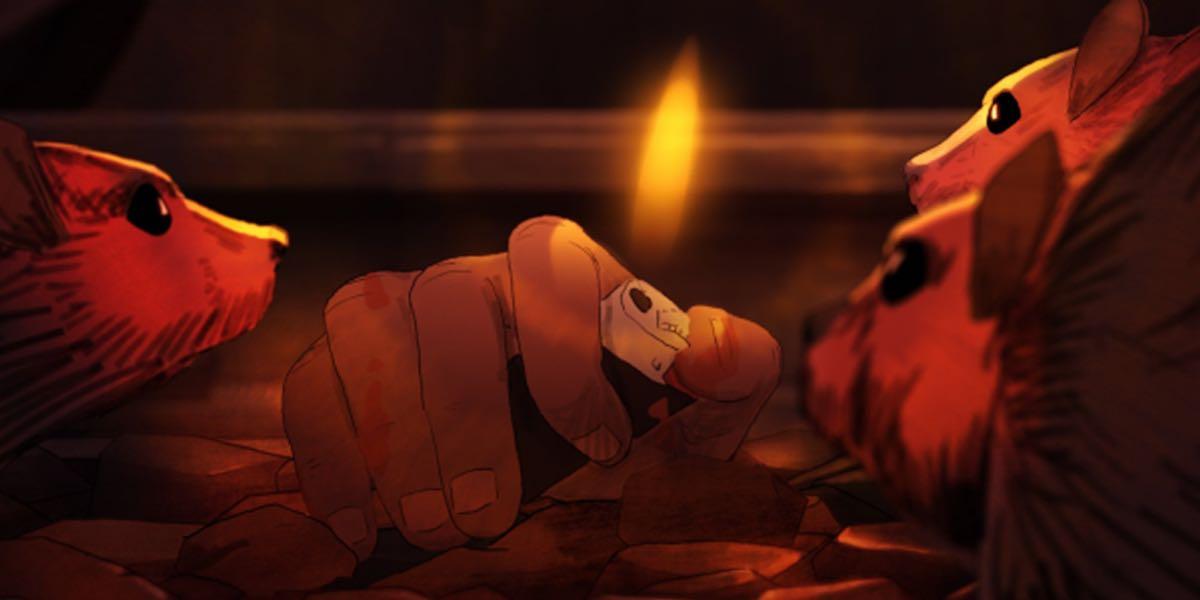 Zgubiłam swoje ciało - kadr z filmu