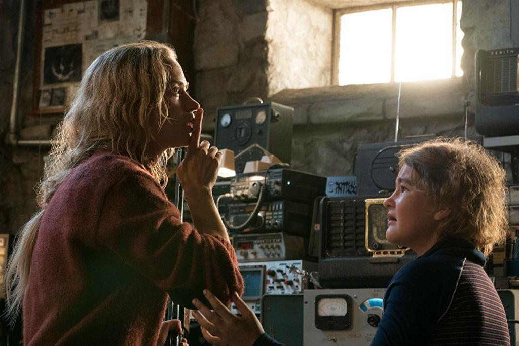Horror Ciche miejsce niedługo zostanie usunięty z HBO GO