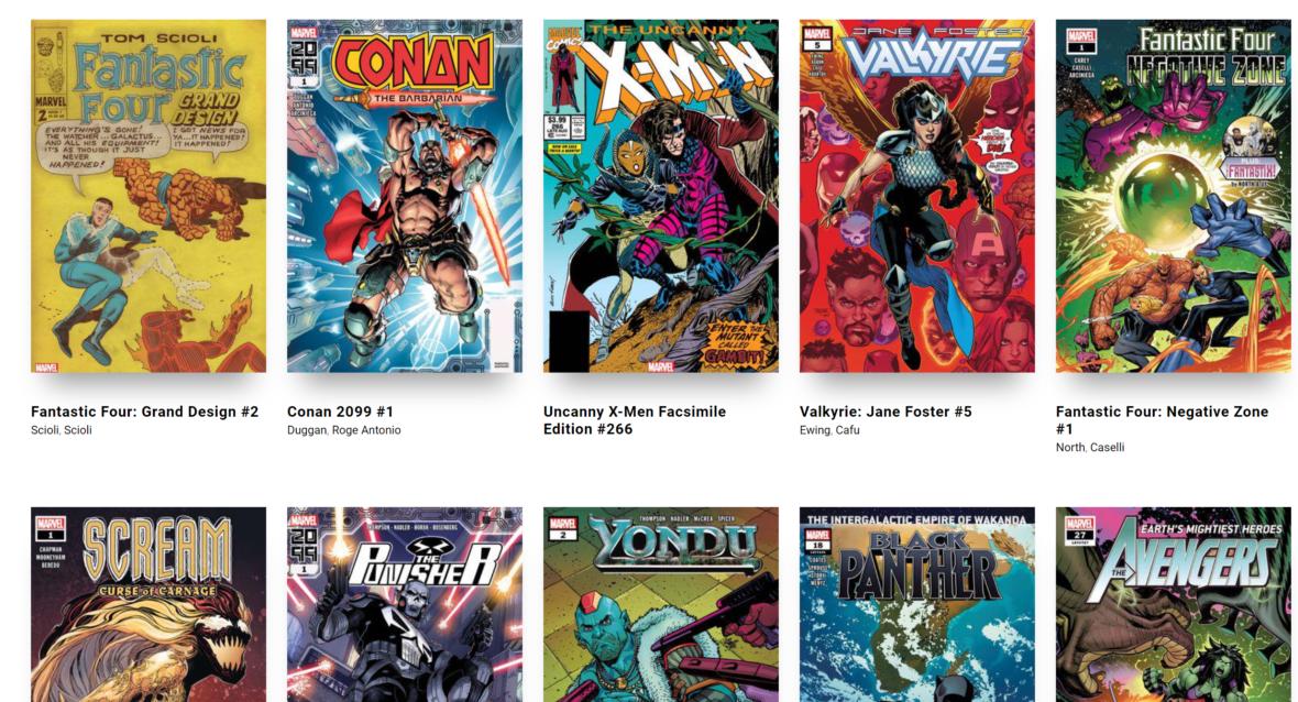 Masz zaledwie 3 tygodnie, aby przeczytać za darmo najważniejsze komiksy Marvela