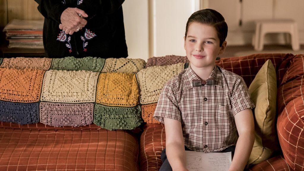 3 sezon serialu Młody Sheldon