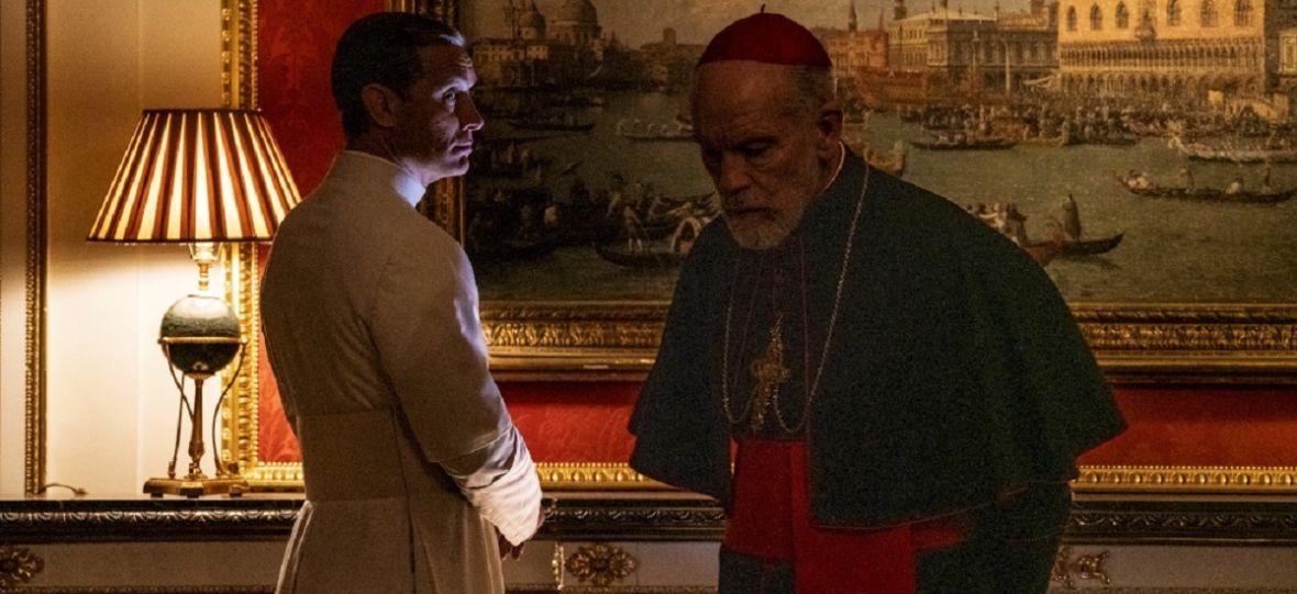 """Nie możecie się doczekać premiery serialu """"Nowy papież""""? Na HBO GO dostaniecie go szybciej, niż na HBO"""