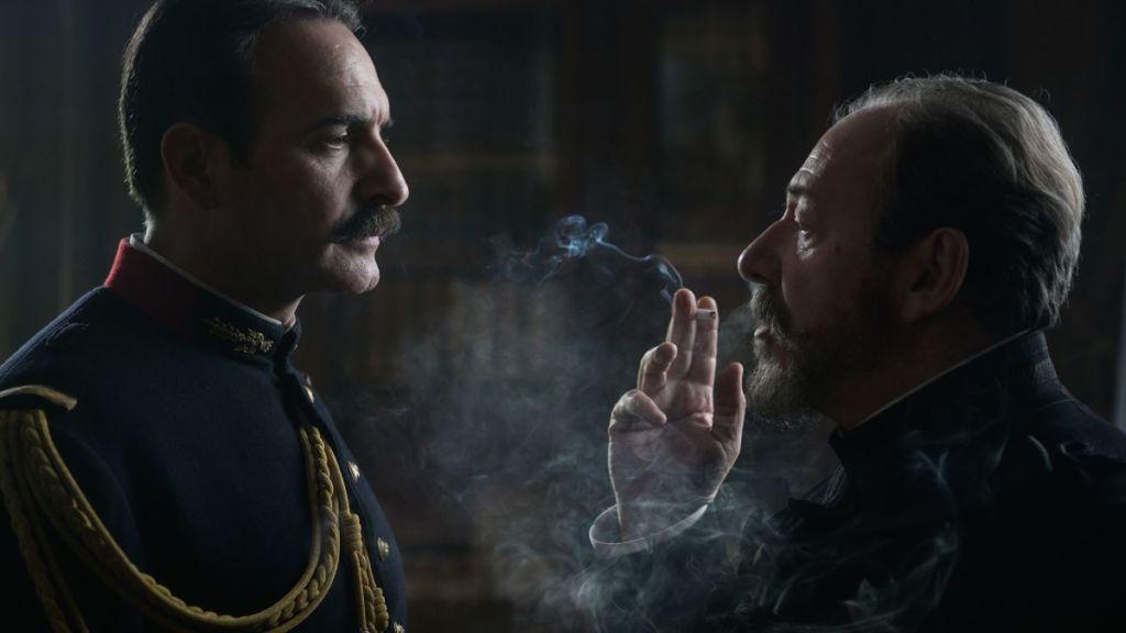 oficer i szpieg roman polanski film