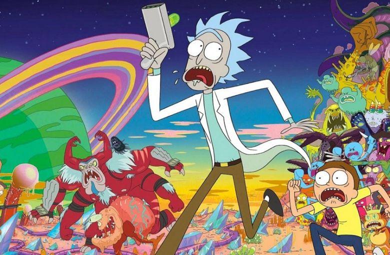 """Te książki i komiksy to doskonały prezent dla fanów serialu """"Rick i Morty"""""""
