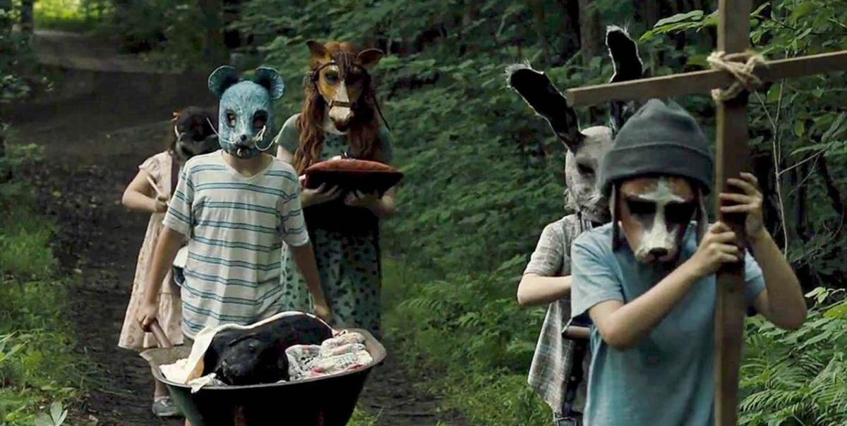 Smętarz dla zwierzaków - kadr z filmu