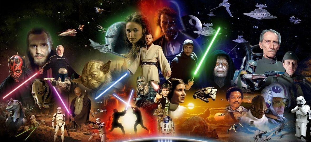 """Do premiery """"Skywalker. Odrodzenie"""" zostało 10 dni. W jakiej kolejności i gdzie obejrzeć wszystkie poprzednie części?"""