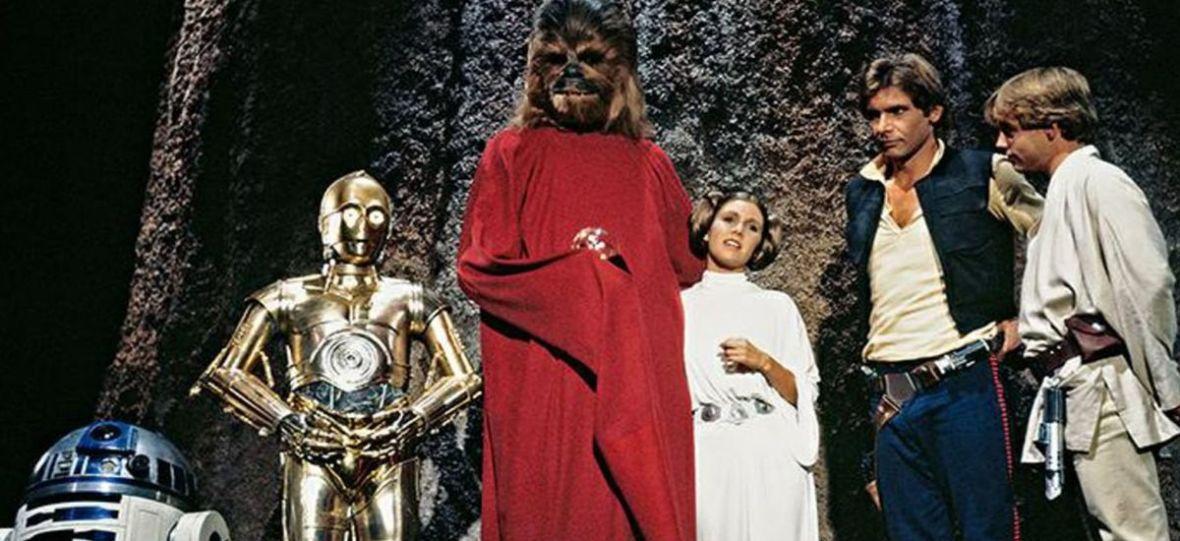 """Sądzicie, że """"Ostatni Jedi"""" był pomyłką? """"Star Wars Holiday Special"""" to film, którego George Lucas wstydzi się bardziej niż Jar Jar Binksa"""