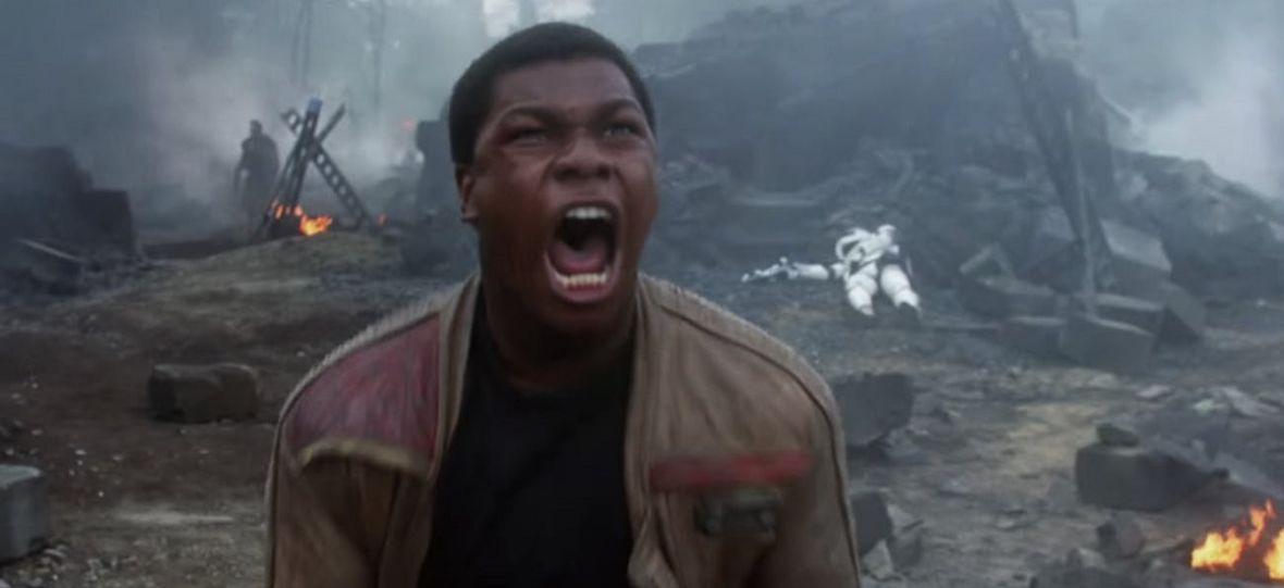 """""""Ostatni Jedi"""" pod ostrzałem krytyki ze strony Johna Boyegi. """"Skywalker. Odrodzenie"""" w końcu będzie jak prawdziwe """"Star Wars""""?"""
