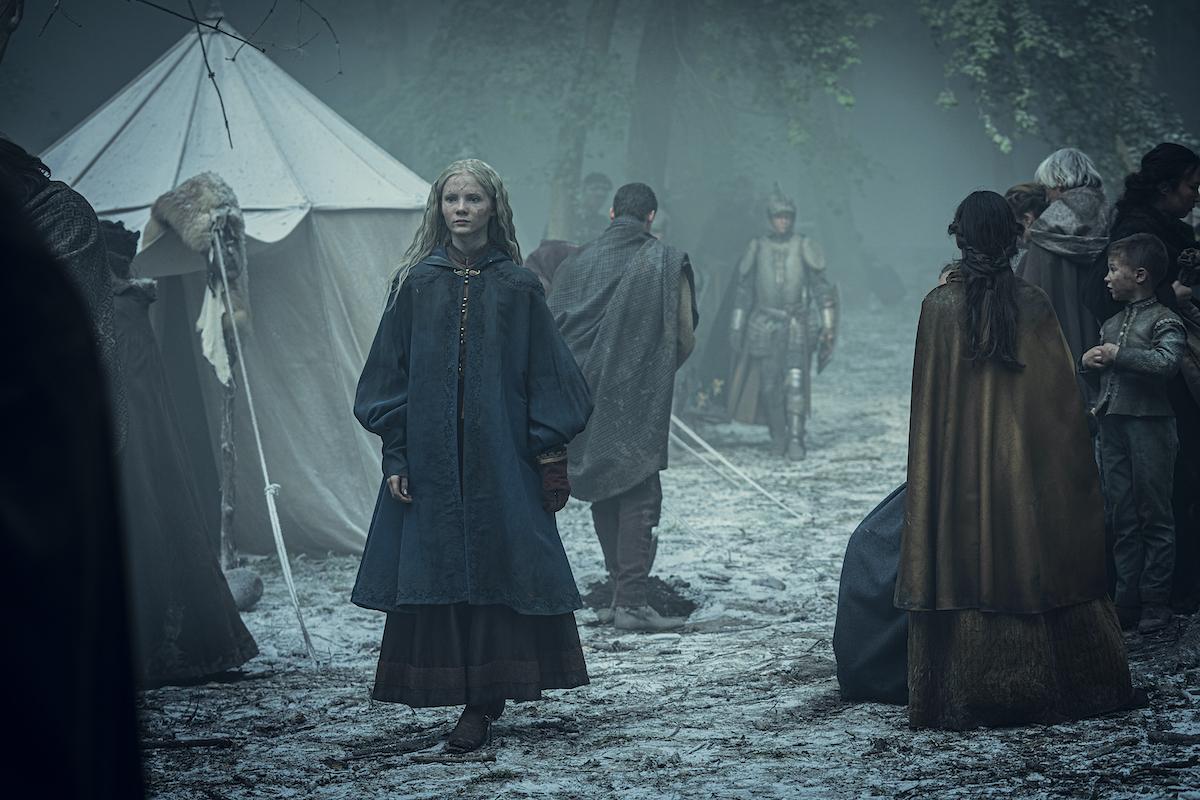 the witcher netflix wiedźmin gra o tron korona królów serial czy warto